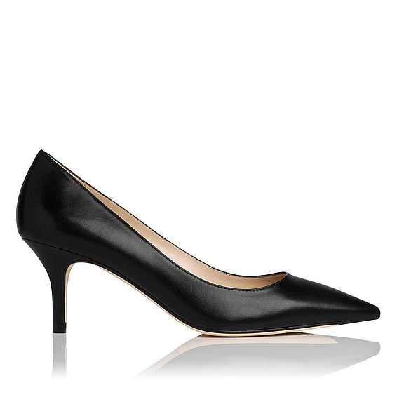 Florisa Leather Point Toe Pump