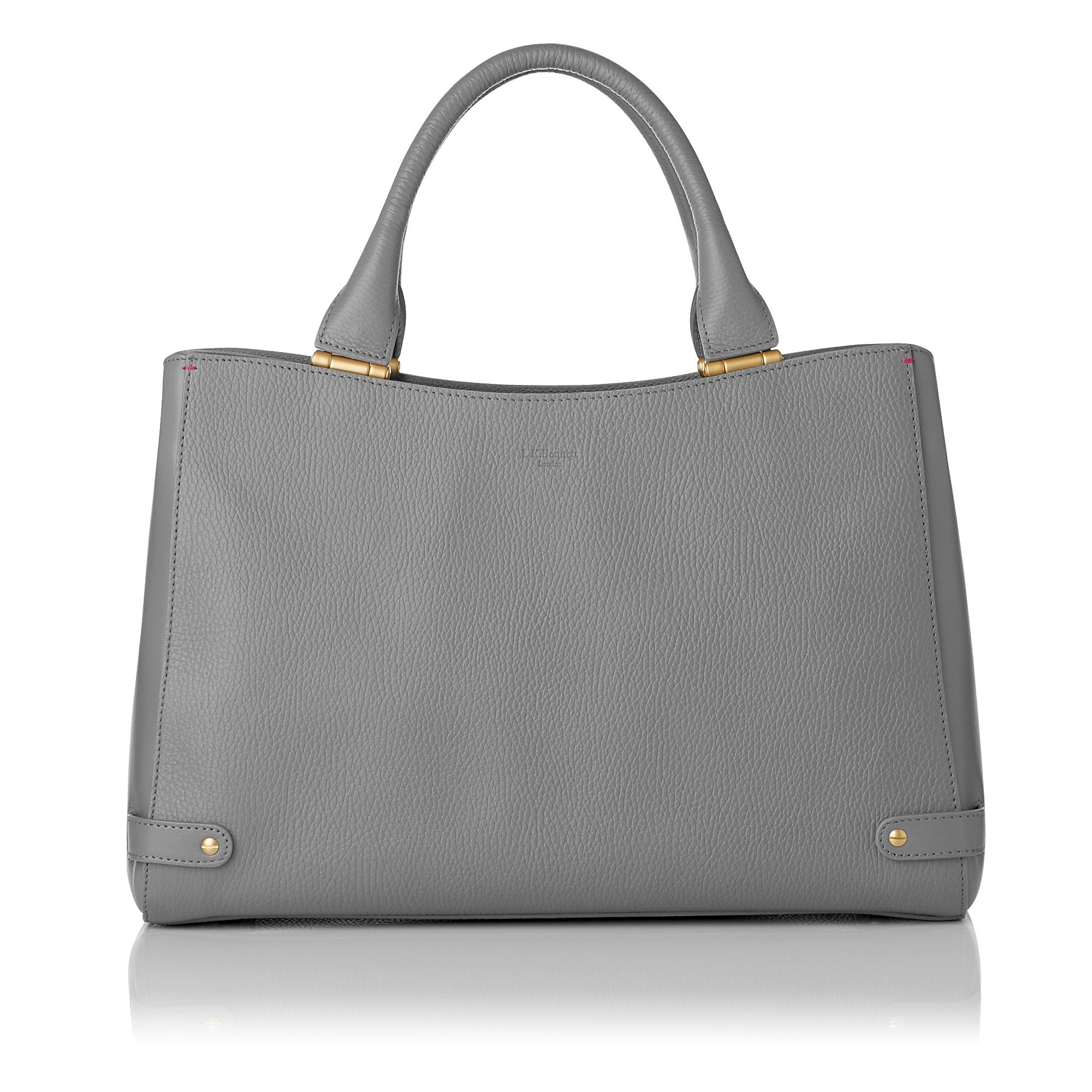49679fb819165 Jessie Small Leather Tote Bag