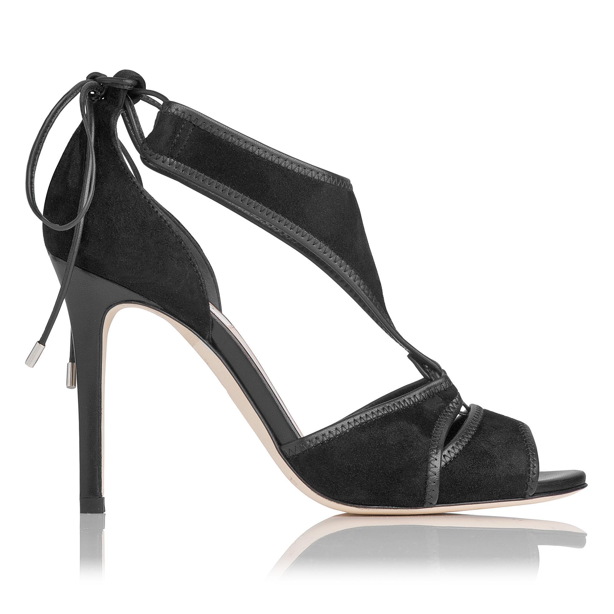 L.K.Bennett Giselle Suede Strappy Sandal