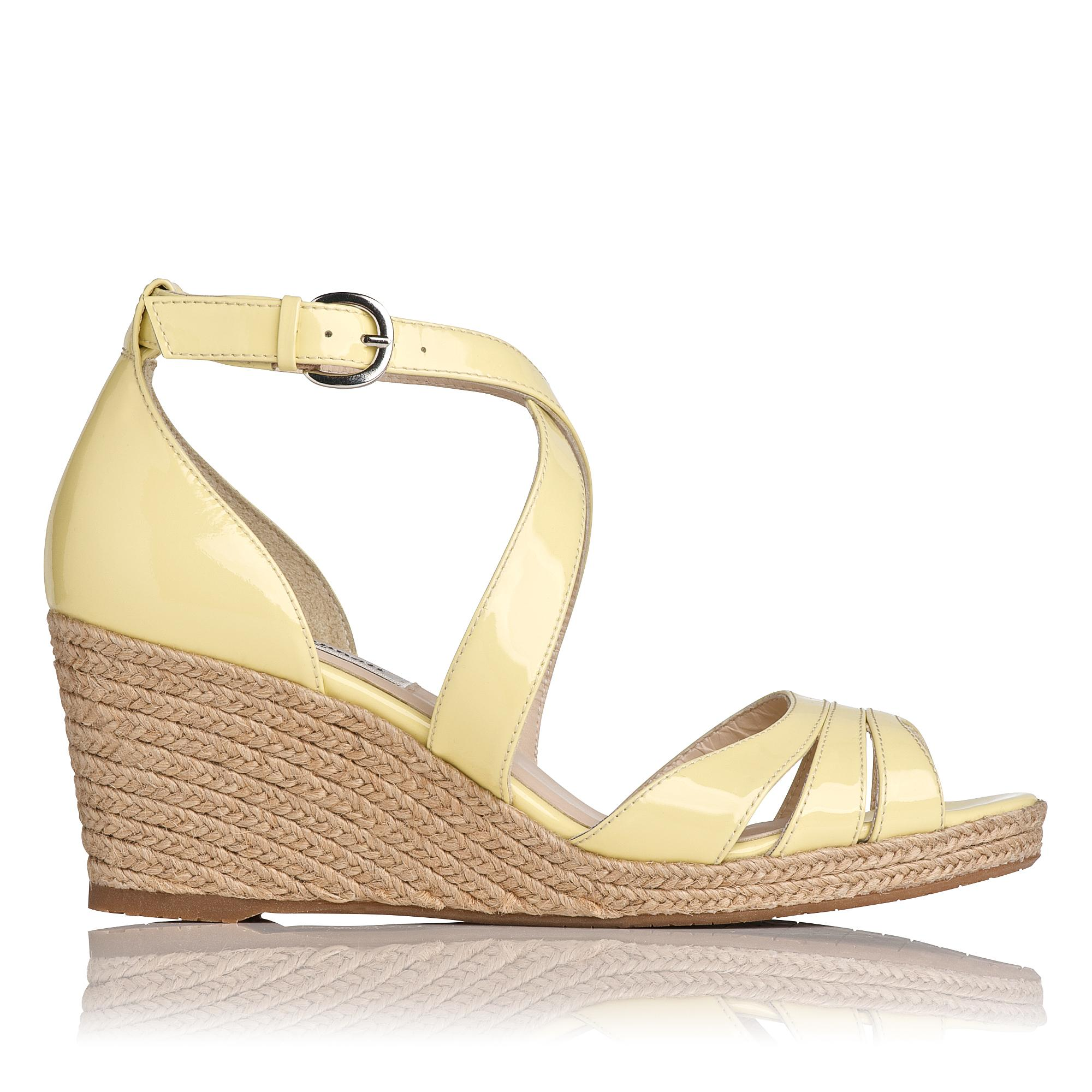 c1456df20e8 Priya Leather Espadrille Wedge