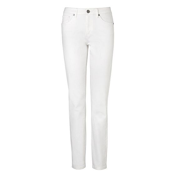 Wilson White Denim