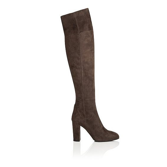 Kaelynn Knee High Suede Boot