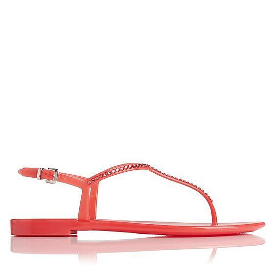 Lola Jelly Flat Sandal
