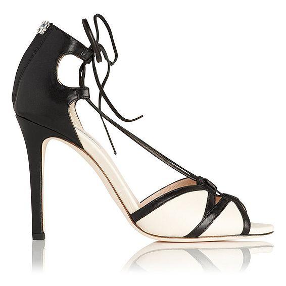 Adriana Leather Sandals