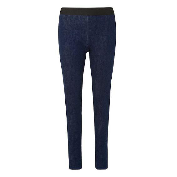 Adana Blue Denim Pant Leggings