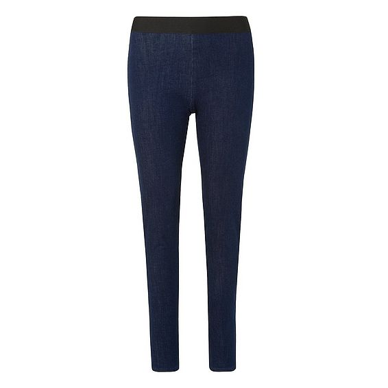 Adana Blue Denim Pant Leggings