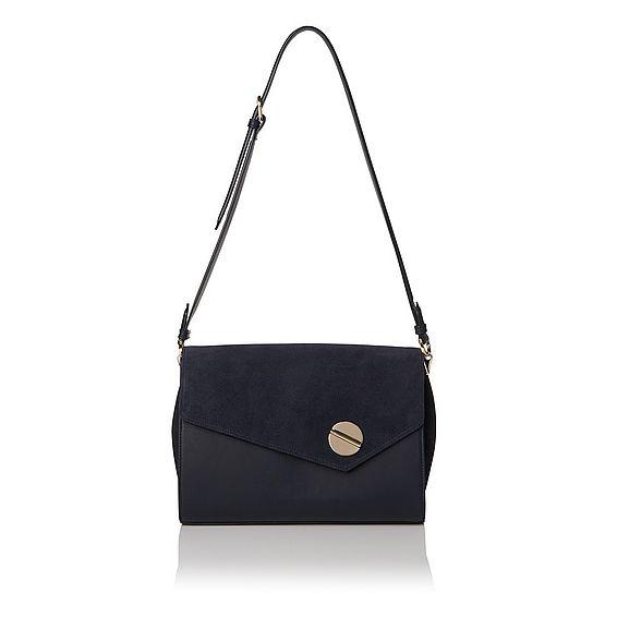 Kendall Navy Shoulder Bag