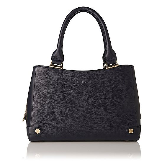 Izzy  Medium Navy Tote