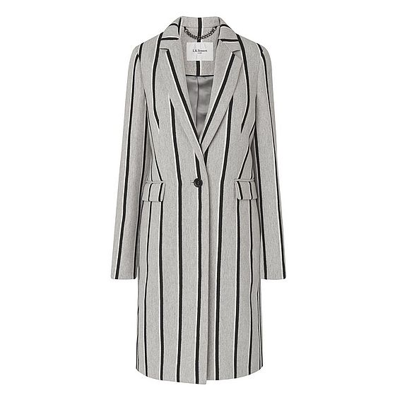 Felecity Stripe Coat