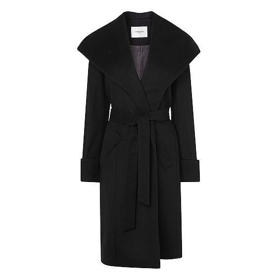 Hayl Wrap Coat