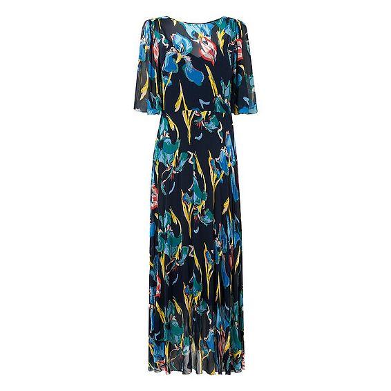 Desiree Silk Dress