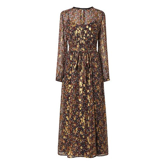 Elowen Silk Dress