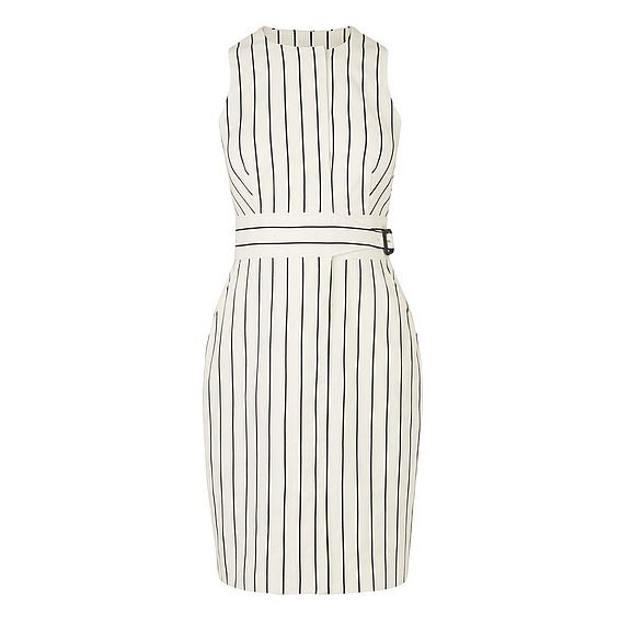 Jenna Stripe Dress