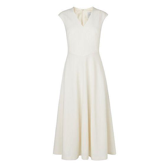 Kimmi Cream Dress