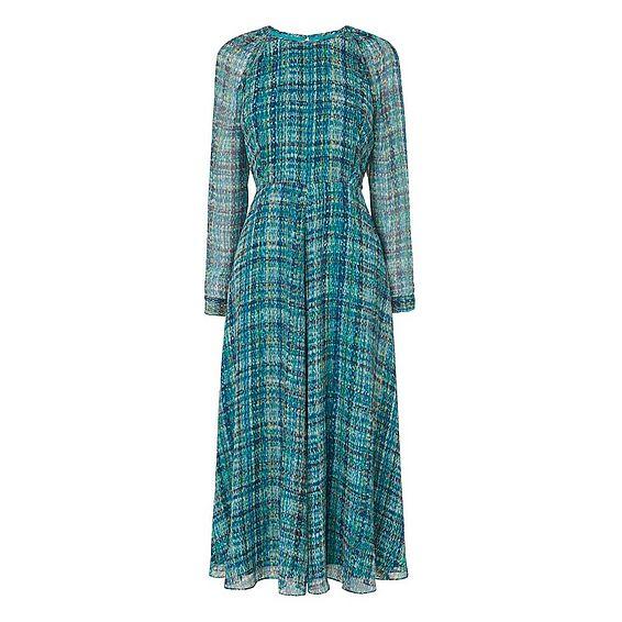Magda Silk Dress