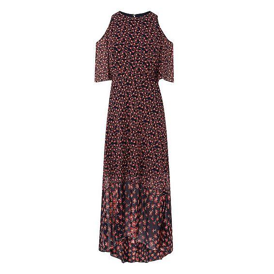 Shauna Floral Print Dress
