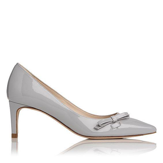 Berenice Patent Heel