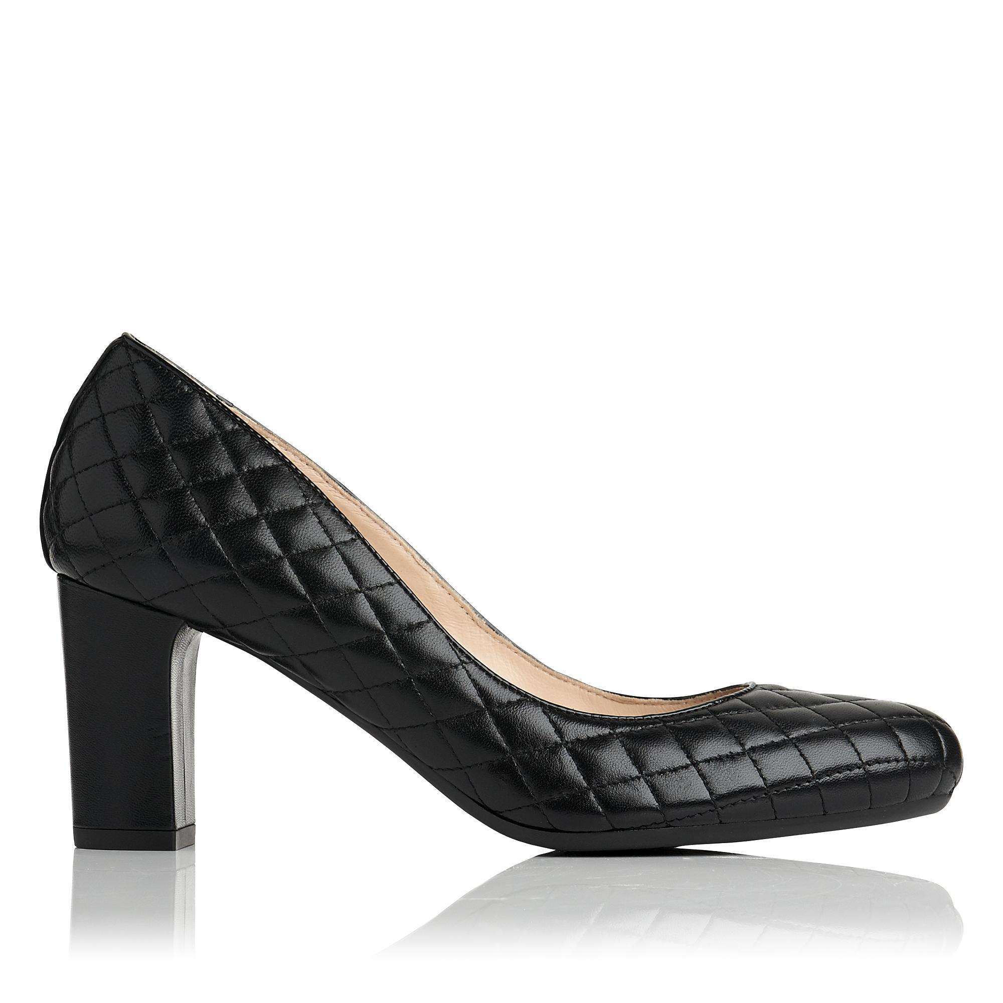 Cienna Quilted Heel