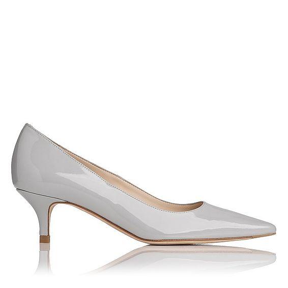 Minu Patent Leather Heel