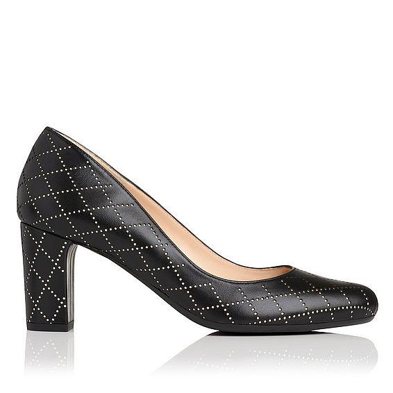 Sersha Leather Heel