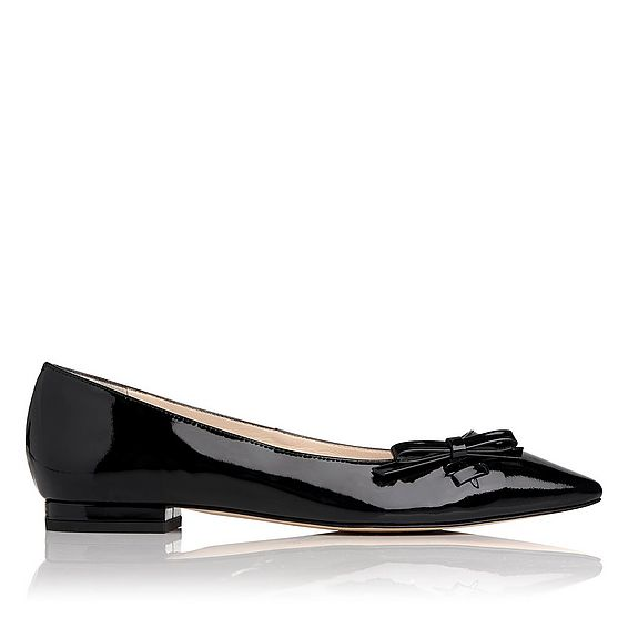 Bea Patent Leather Flat