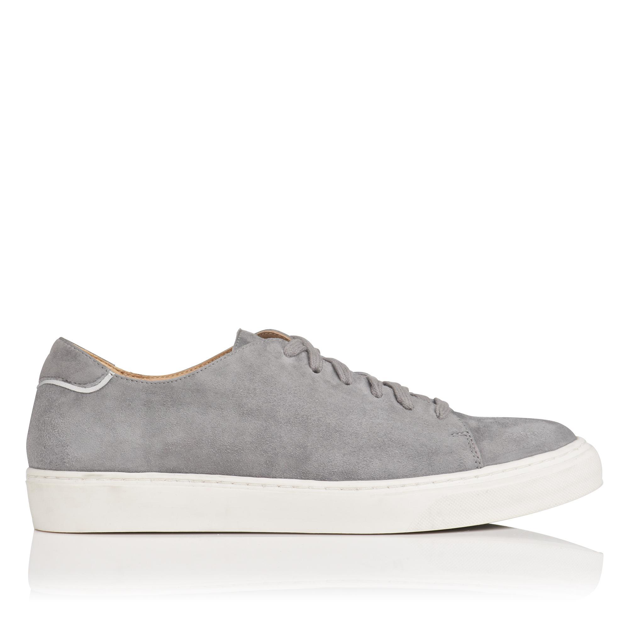 L.K.Bennett Reese Suede Sneaker