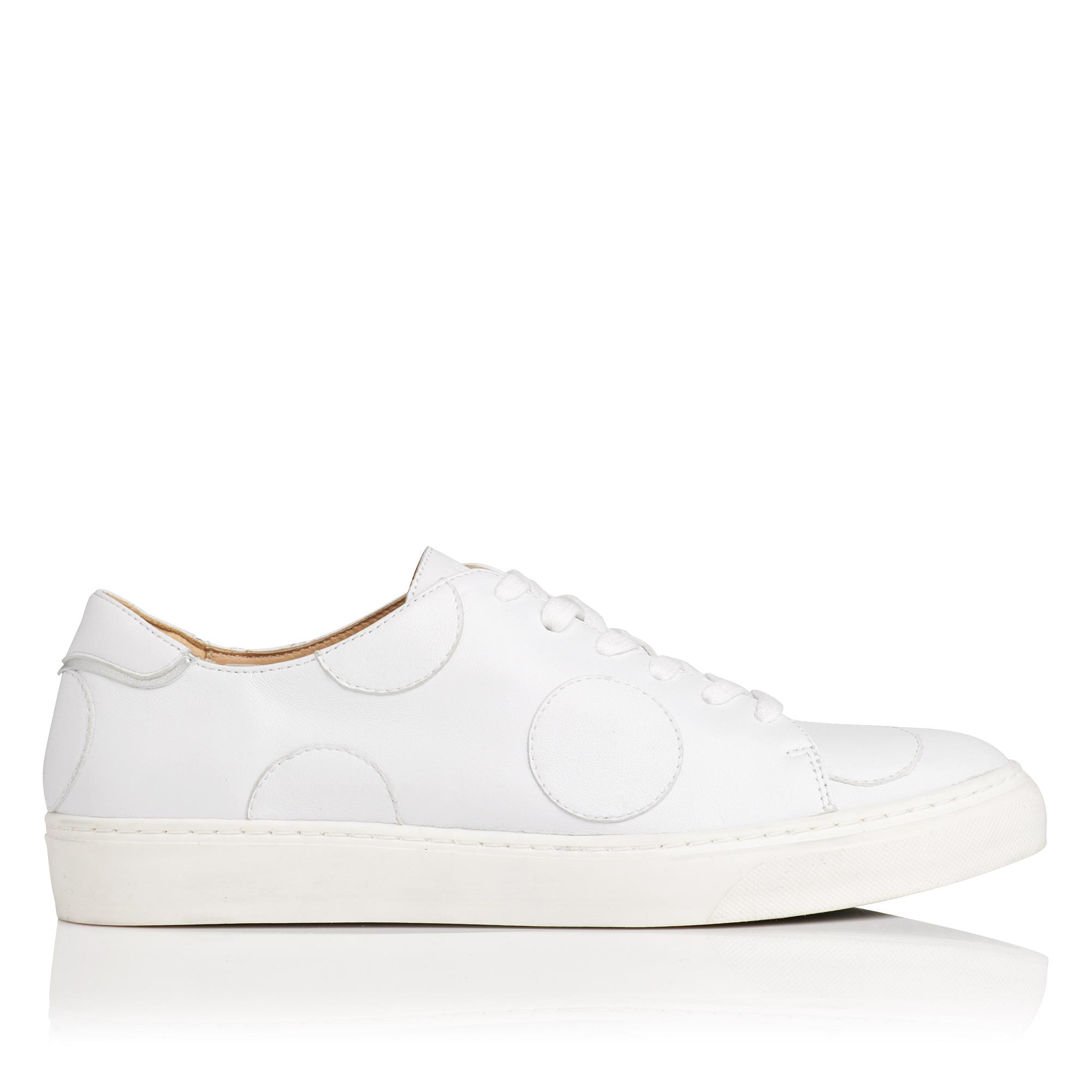 L.K.Bennett Reilly Leather Sneaker