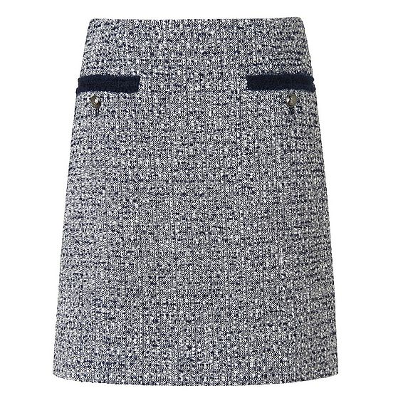 Astrala Tweed Skirt