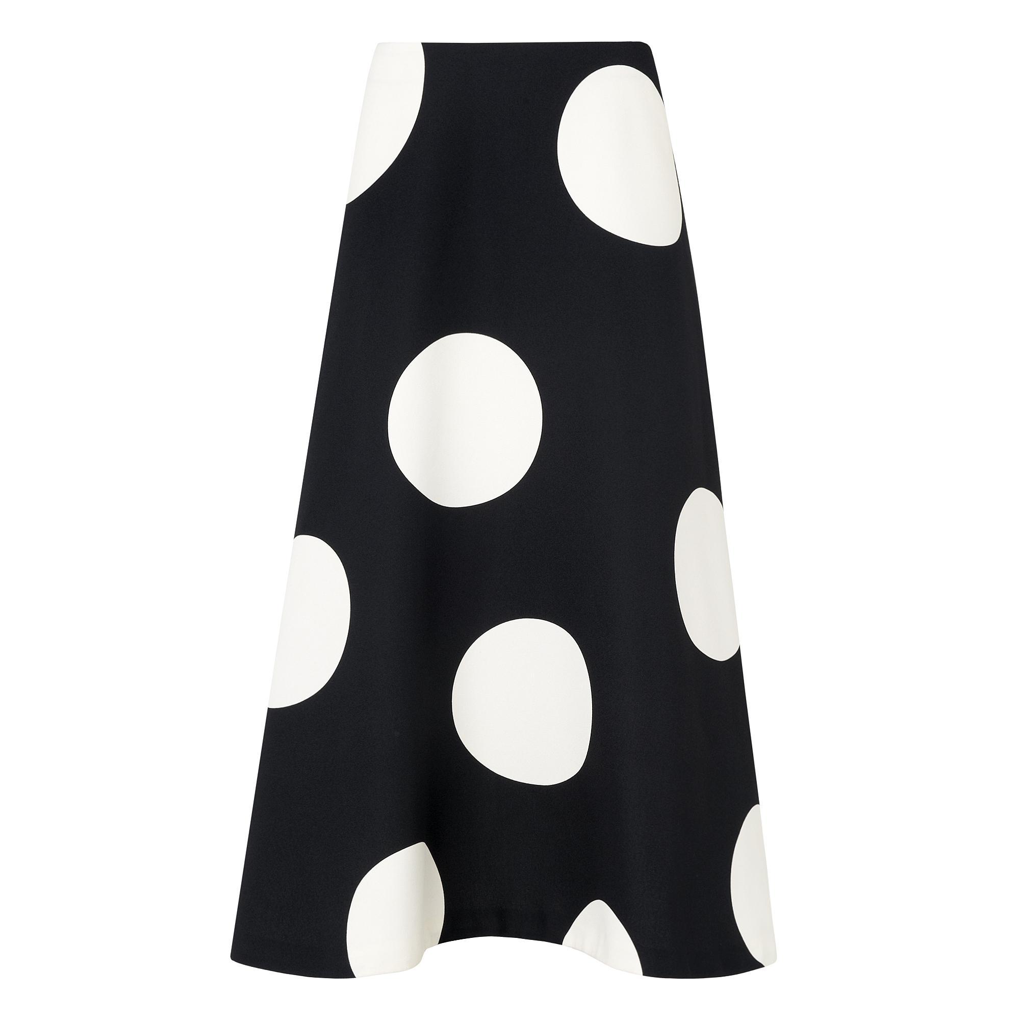 L.K.Bennett Marlin Spot Skirt