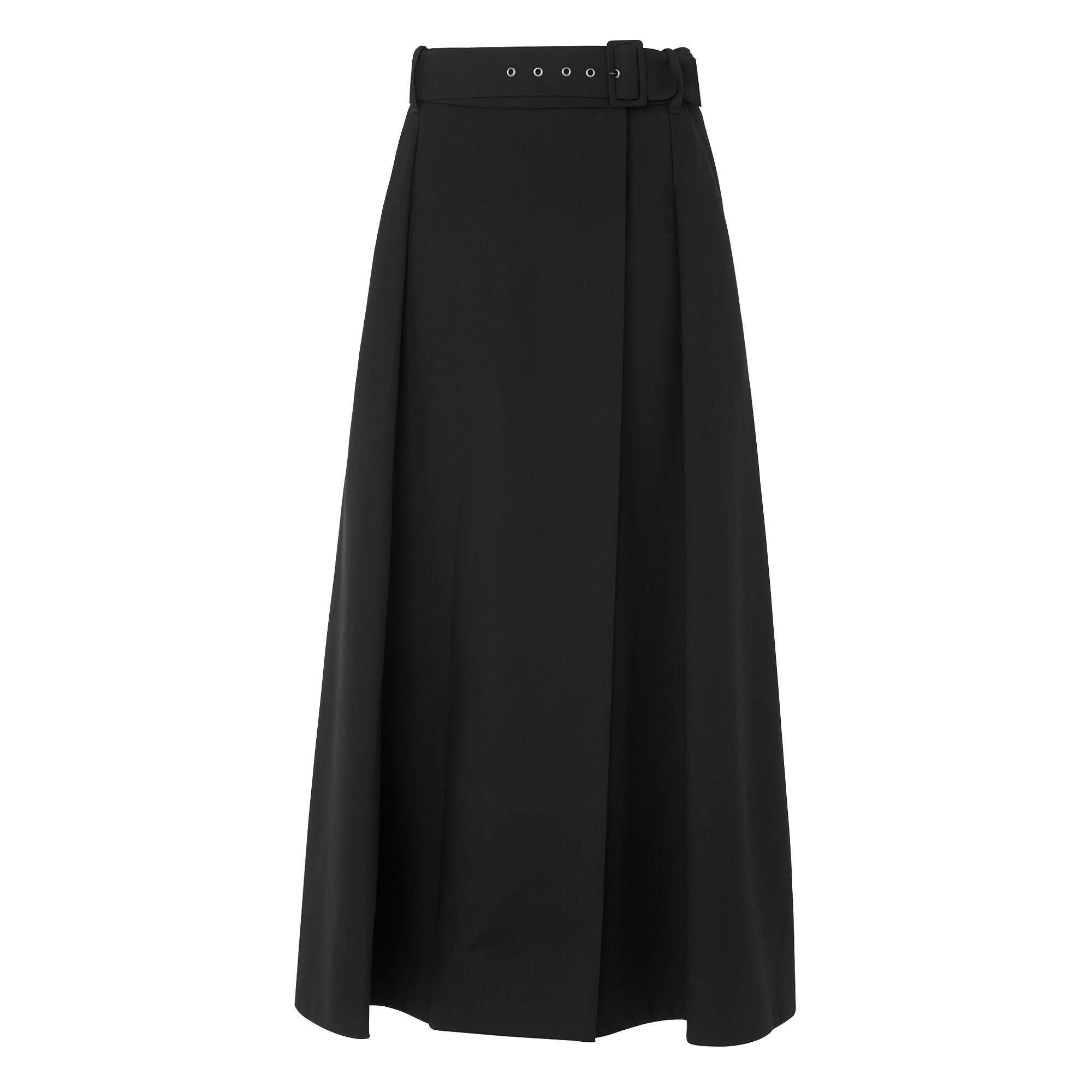 Santana Black Skirt