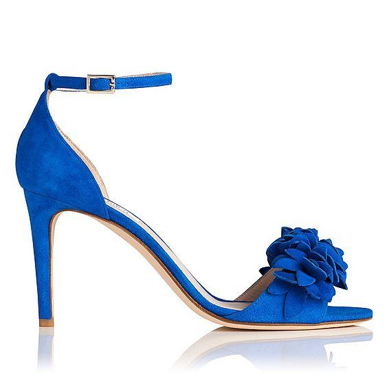 Claudie Floral Sandal