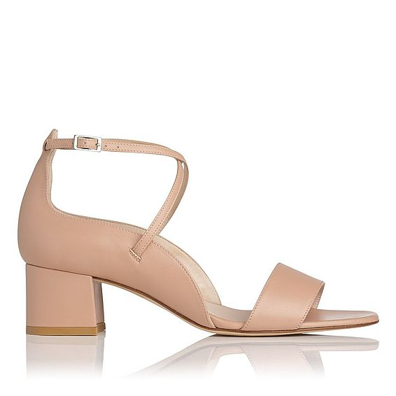 Dina Leather Sandal