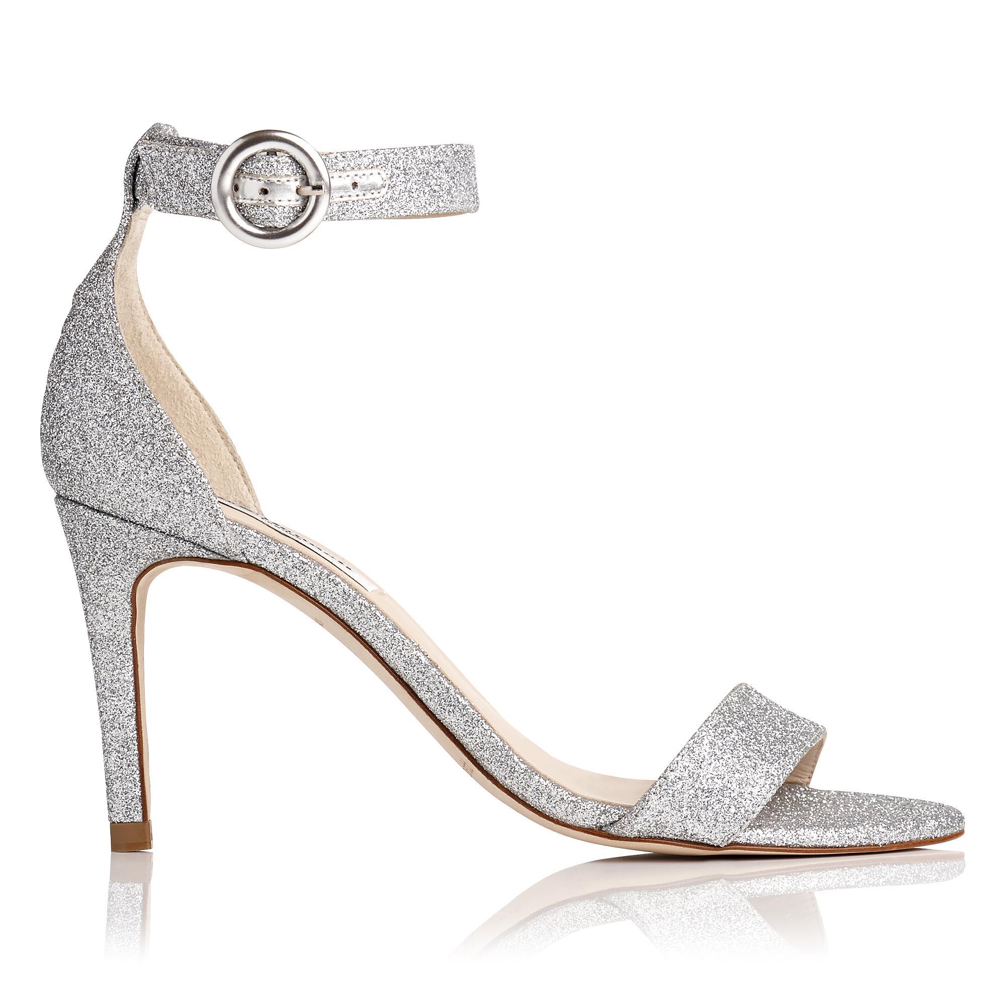 L.K.Bennett Dora Glitter Sandal