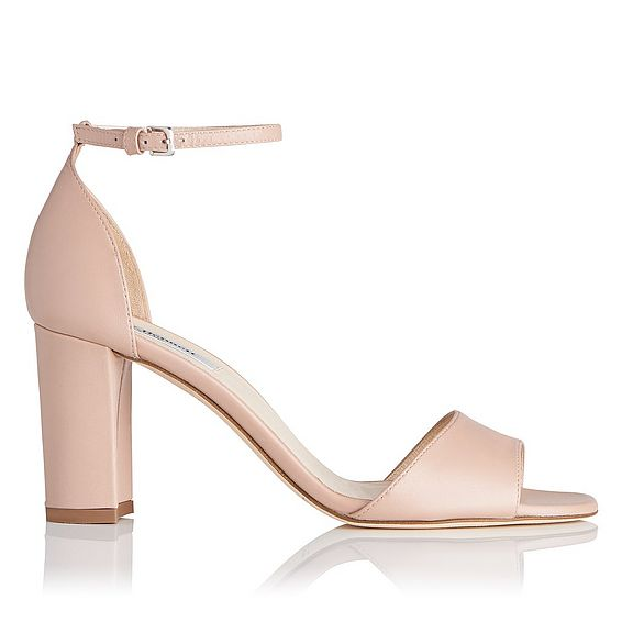 Helena Leather Sandal