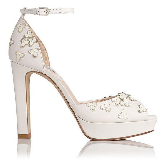 Luce Floral Sandal