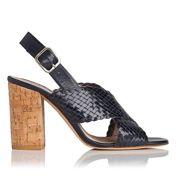 Mel Woven Sandal