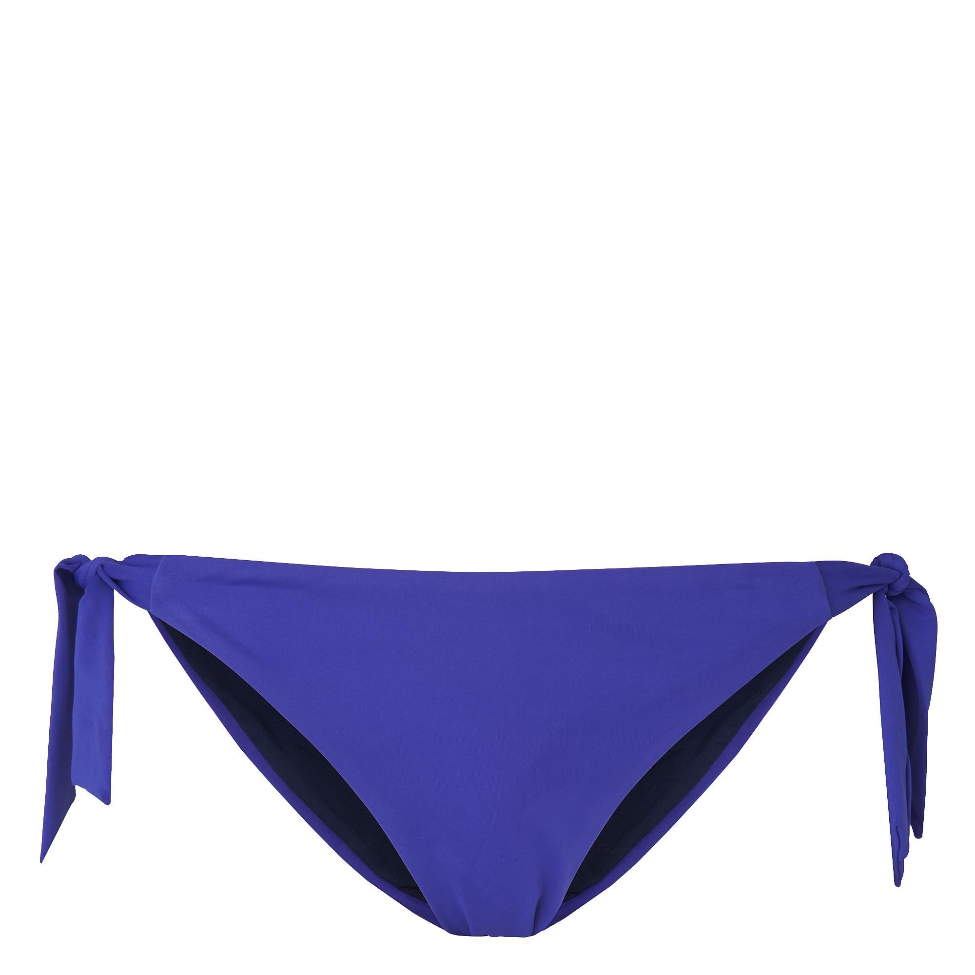 Claudia Blue Bikini Bottom