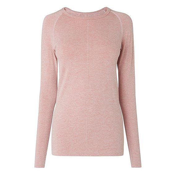 Flo Pink Jersey Top