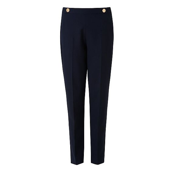 Bayna Navy Pants