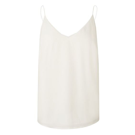 Billy Cream Silk Cami