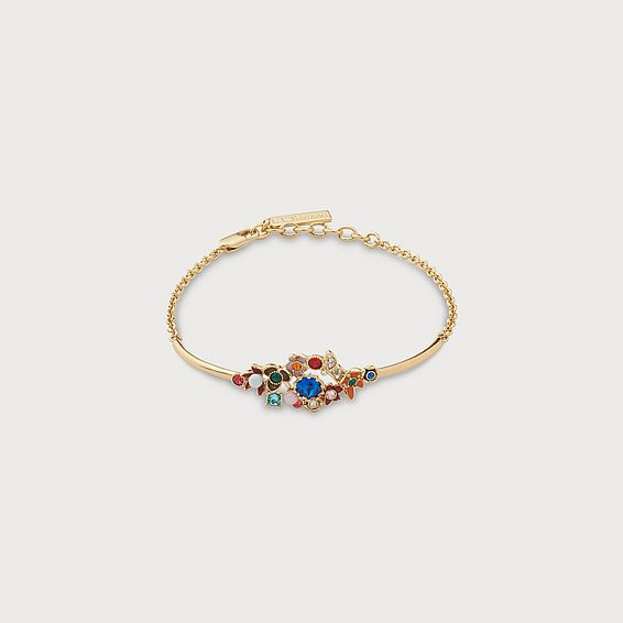 Maris Crystal Flower Bracelet