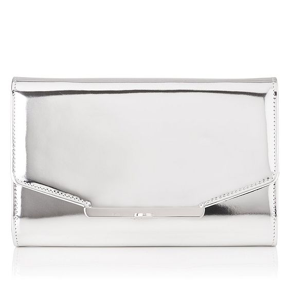 Zadie Silver Shoulder Bag