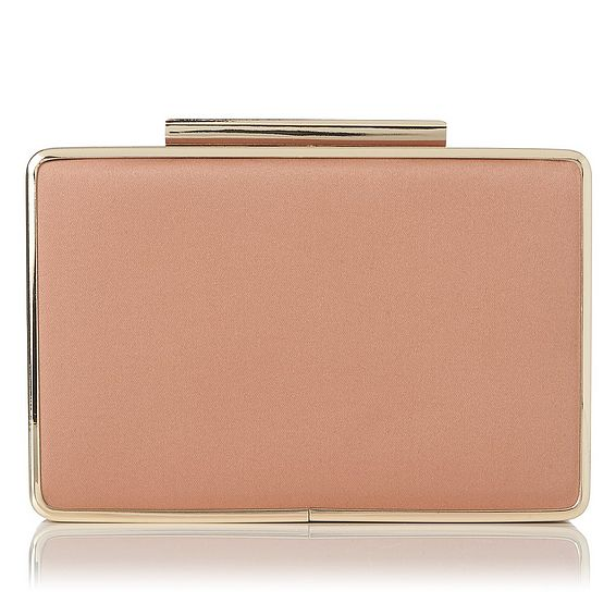 Nina Rose Satin Clutch