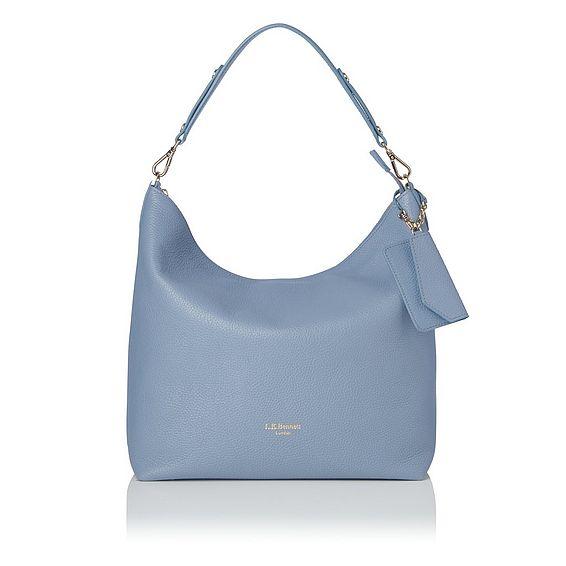 Margot Powder Blue Shoulder Bag