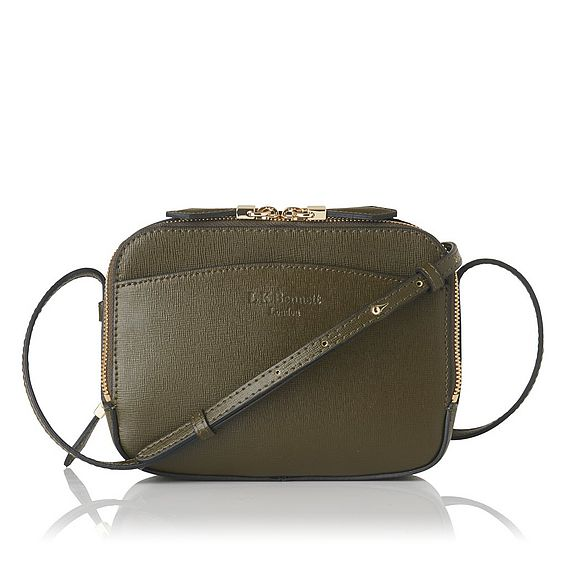 Mariel Khaki Green Bag