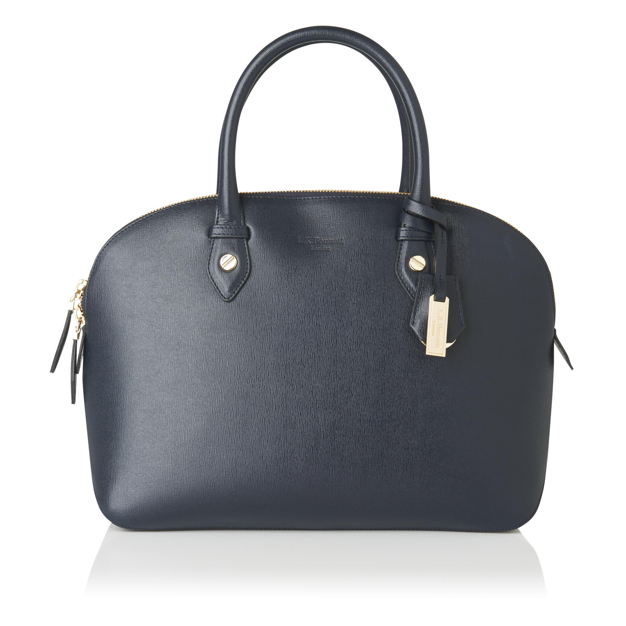 Camilla Navy Bag
