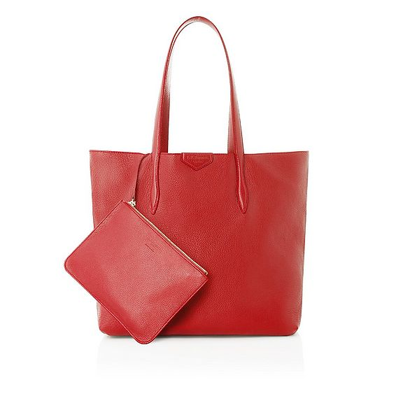 Peggy Red Tote