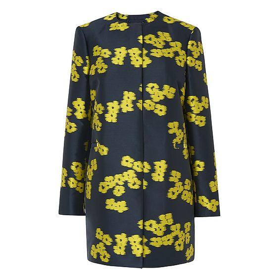 Sana Floral Coat