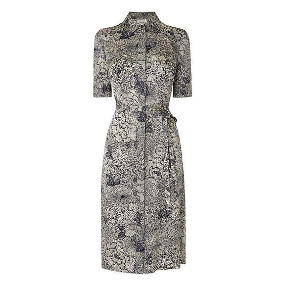 Cheska Print Dress
