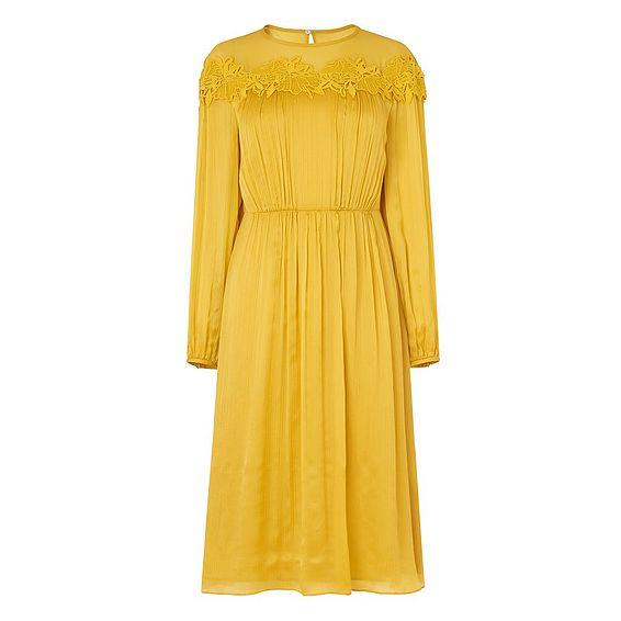 Isabel Yellow Dress